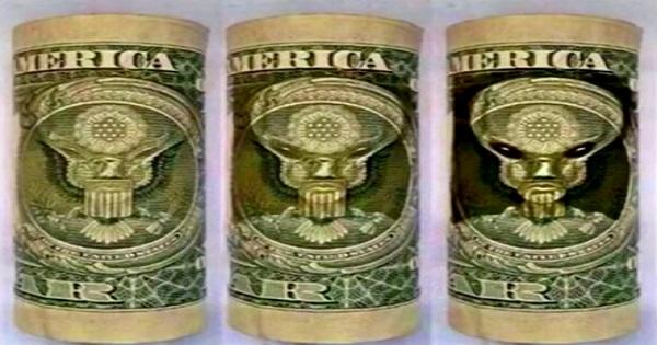 宇宙 1 ドル 人 札