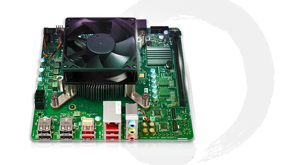 謎のCPU/GDDR6搭載マザボ、AMDから正式登場  - PC Watch