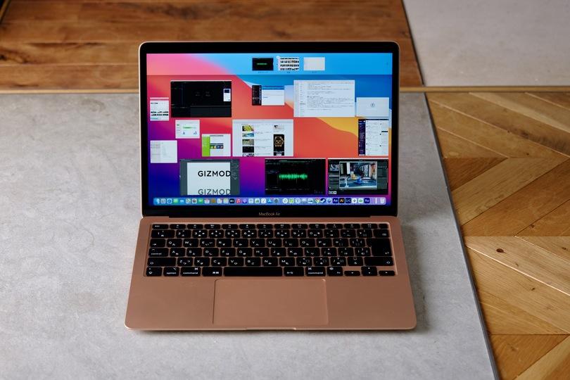 いったいAppleは何をしたの? 「M1」搭載Macが完全に未来のパソコンだった件 | ギズモード・ジャパン