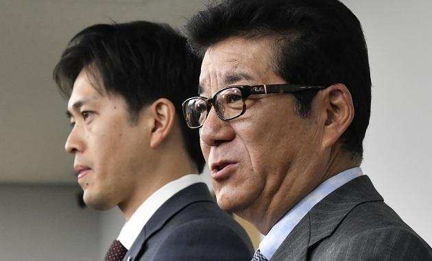 「大阪都構想」松井知事 吉村市長 そろって辞職へ | NHKニュース