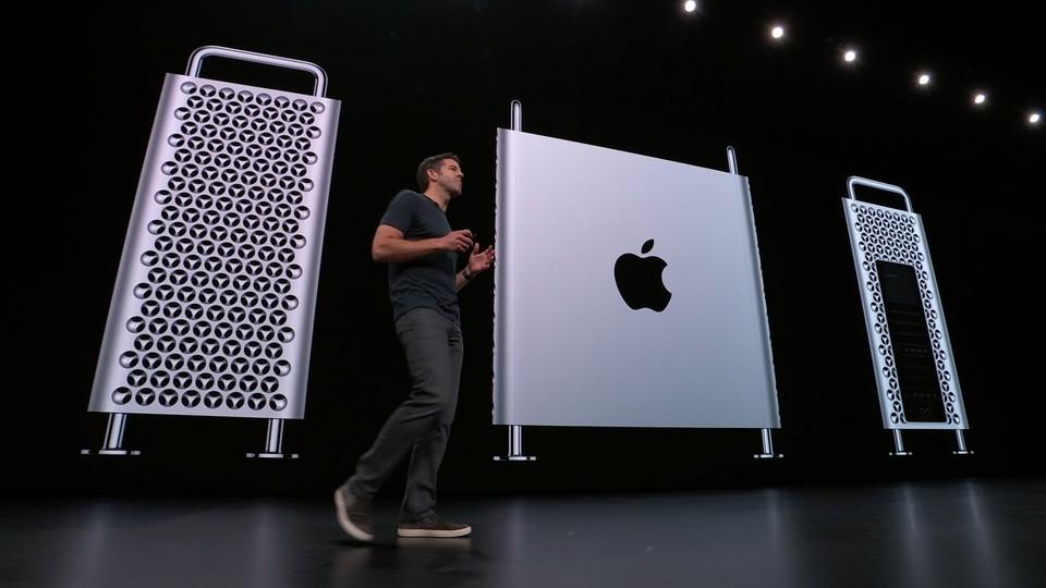 新型Mac Proは電源1,400W食うおろし金モンスター #WWDC19 | ギズモード・ジャパン