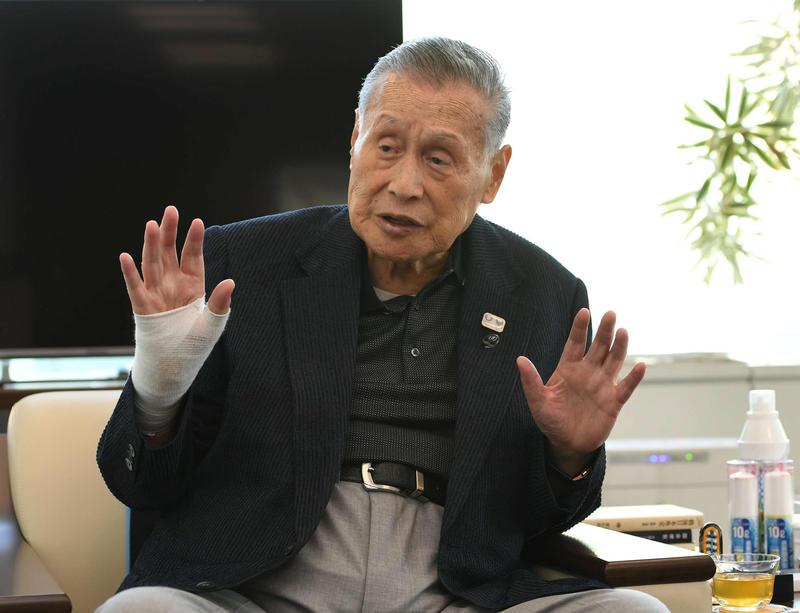 森喜朗会長が語る、この猛暑が東京五輪成功のカギに - スポーツ : 日刊スポーツ