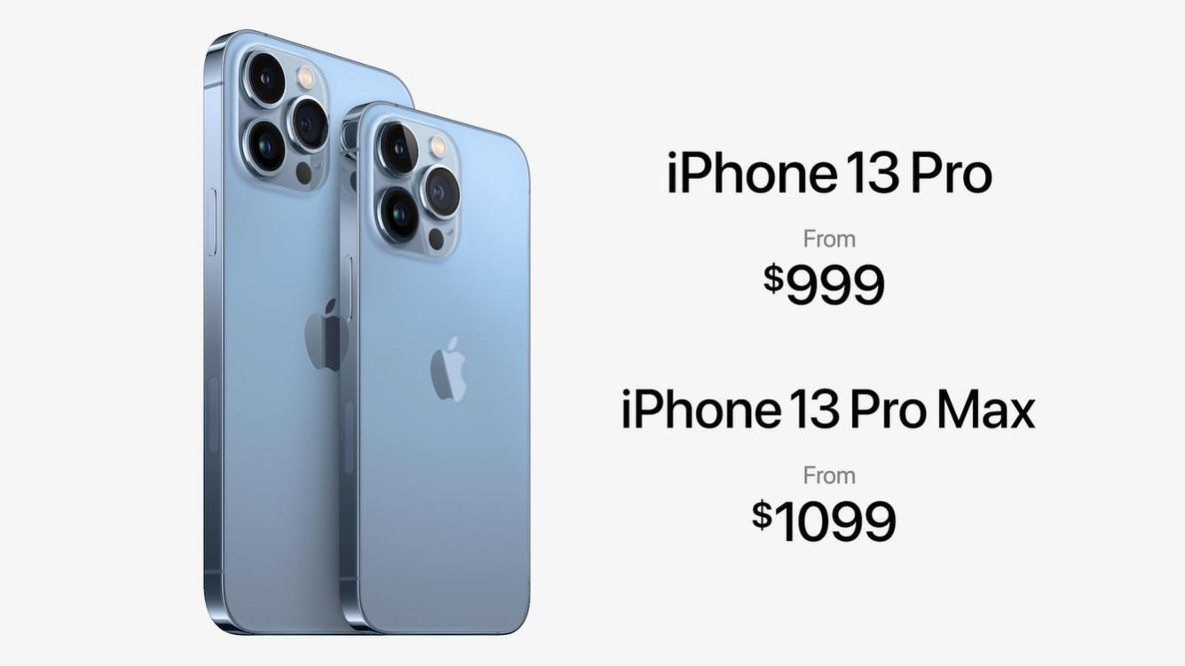 iPhone 13 Pro/Pro Max発表。120Hz画面と3眼カメラ搭載の「最もProらしいiPhone」 - Engadget 日本版