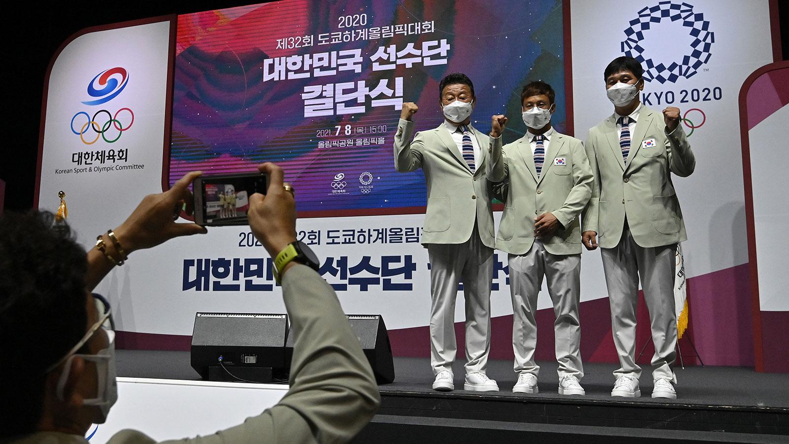韓国の五輪選手団は「変なホテル」を借り切って、独自の弁当を量産する | 福島の食材は避けると報道 | クーリエ・ジャポン