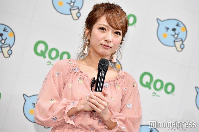 辻希美、第4子妊娠を発表 - モデルプレス