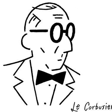 【ル・コルビュジエ検定】知ってるようで知らない、巨匠の秘密。 | カーサ ブルータス Casa BRUTUS