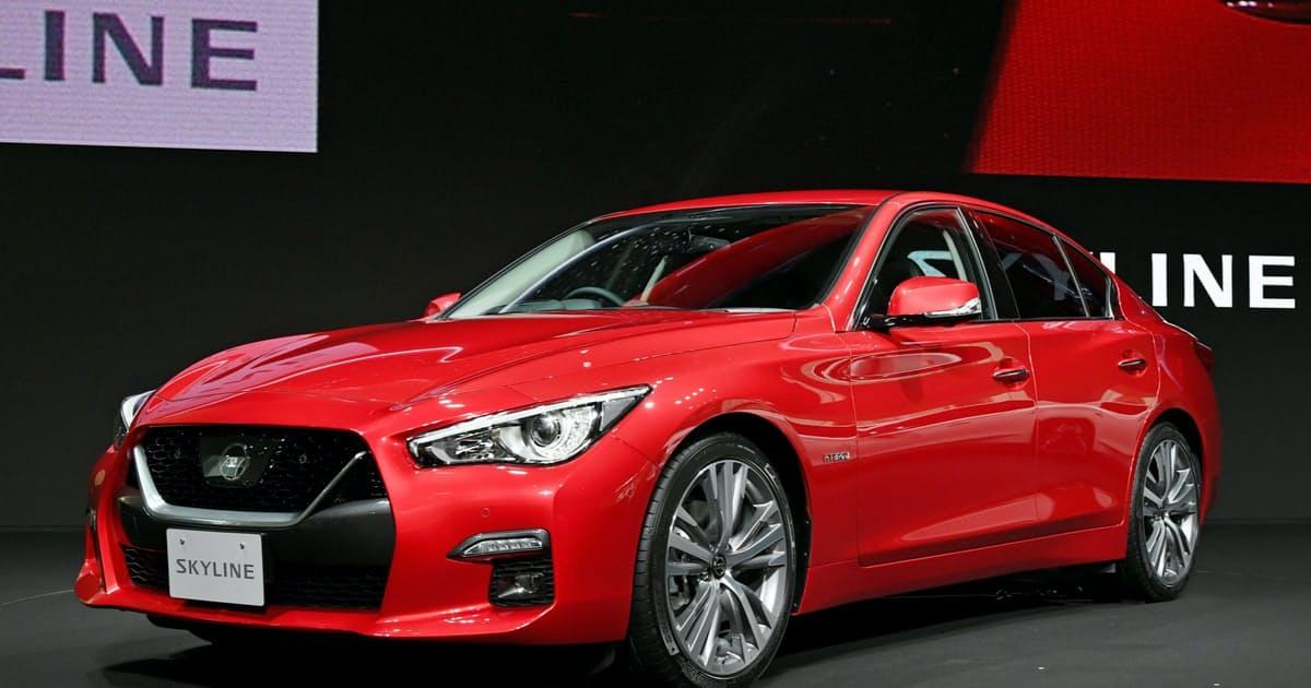 日産、「スカイライン」開発中止 SUVへシフト: 日本経済新聞