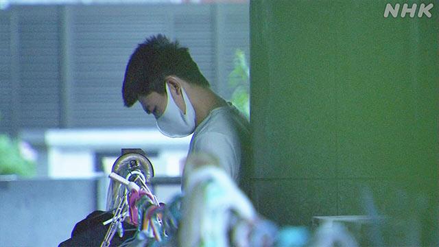 WEB特集 彼は駅に捨てられた…   新型コロナウイルス   NHKニュース