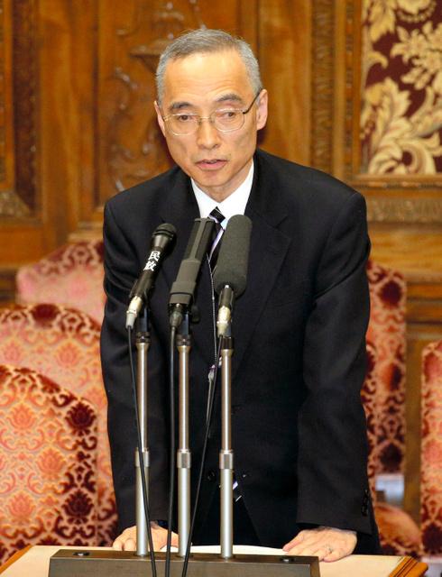 太田理財局長「正直言うと私には…」 困惑の表情で釈明:朝日新聞デジタル
