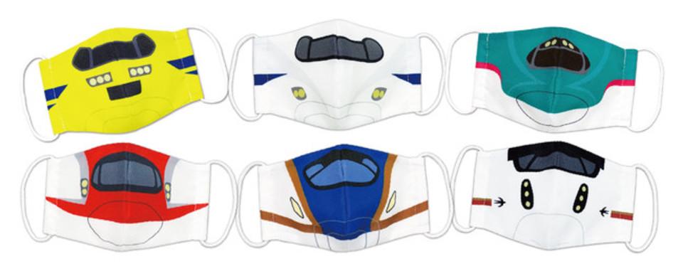 マスク嫌いのキッズにオススメ「新幹線なりきりマスク」 | ギズモード・ジャパン