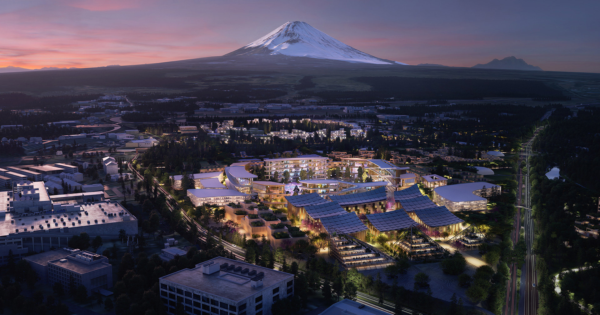 トヨタ、「ネットにつながる実験都市」静岡に建設へ 自動運転・ロボットなど導入 2000人が居住 - ITmedia NEWS