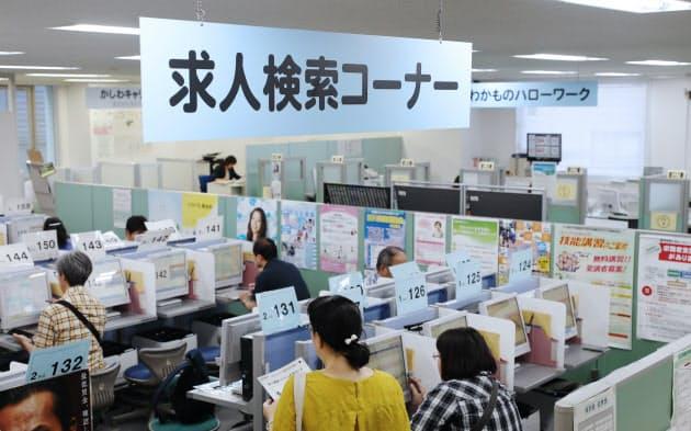 「氷河期」100万人就職支援 政府、研修業者に成功報酬  :日本経済新聞