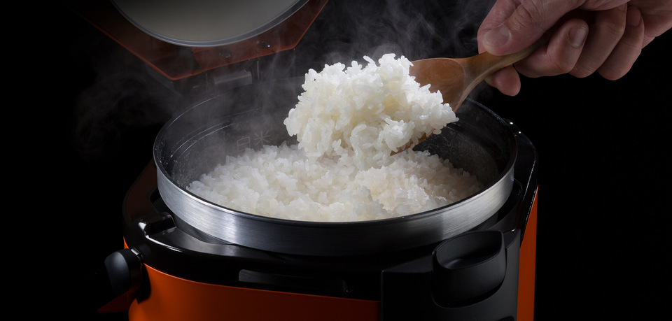 イワタニのカセットガスで飯が炊ける   ギズモード・ジャパン