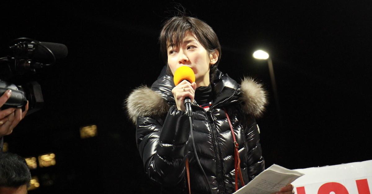 メディアが立ち上がる時 東京新聞・望月記者を守れ、と記者たちが叫んだ夜
