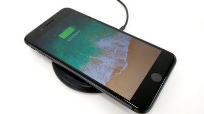 iPhone X/8のワイヤレス充電は有線での充電時よりもバッテリーの劣化が速くなる - GIGAZINE