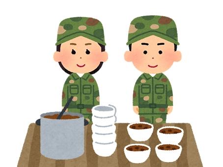 「自衛隊は被災者への配慮のため、冷たい缶詰を食べる決まり」? SNSで広まったうわさは本当か、防衛省関係者に聞いた - ねとらぼ