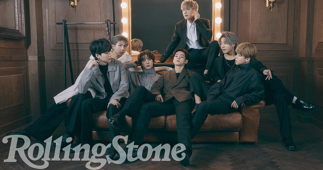 BTS表紙インタビューを完全翻訳、Rolling Stone Japan次号に一挙掲載 | Rolling Stone Japan(ローリングストーン ジャパン)