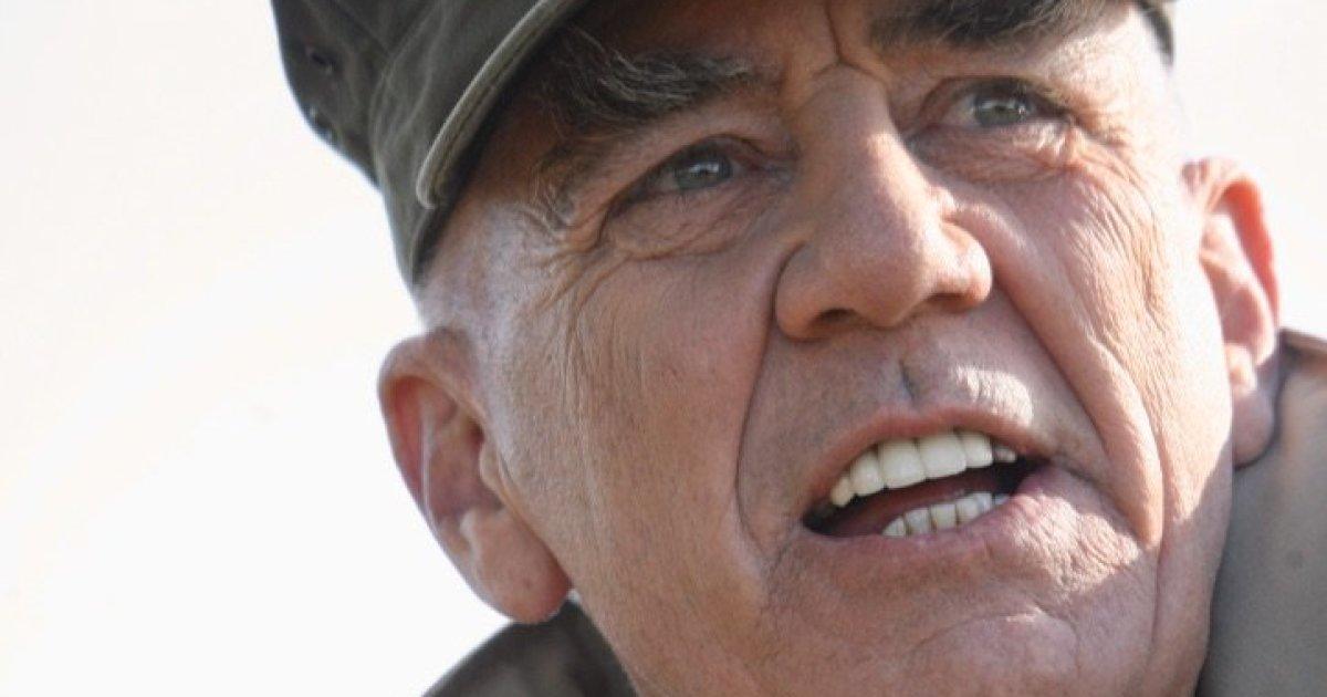 「ハートマン軍曹」演じたR・リー・アーメイさん、死去 『フルメタル・ジャケット』の鬼教官