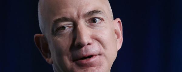 祝アマゾン・プライムデー、ベゾスCEOの純資産が16兆8000億円超え