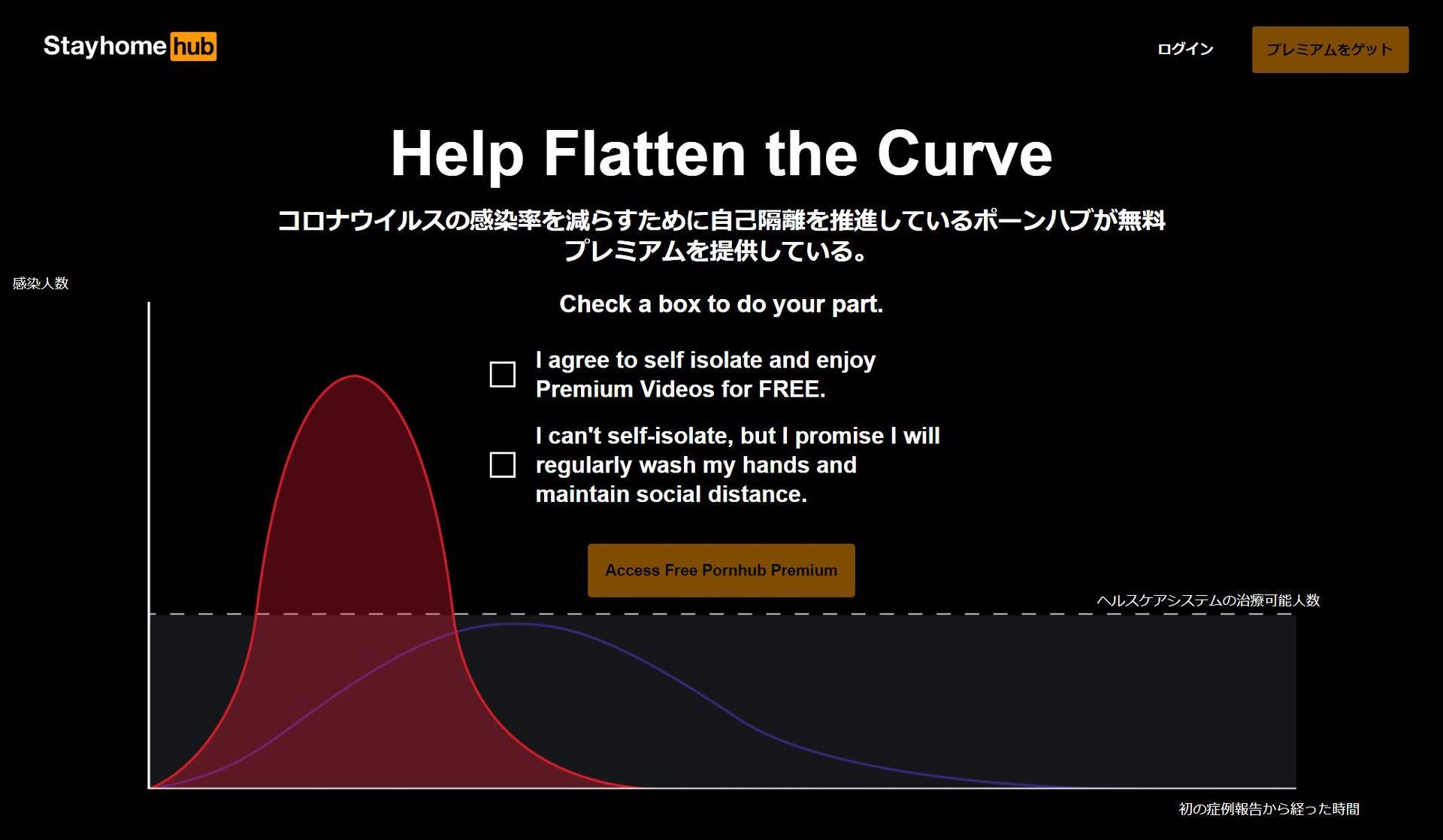 アダルト動画サイトPornhub、新型コロナ対策支援で日本を含む世界で4月23日まで無料に - ITmedia NEWS