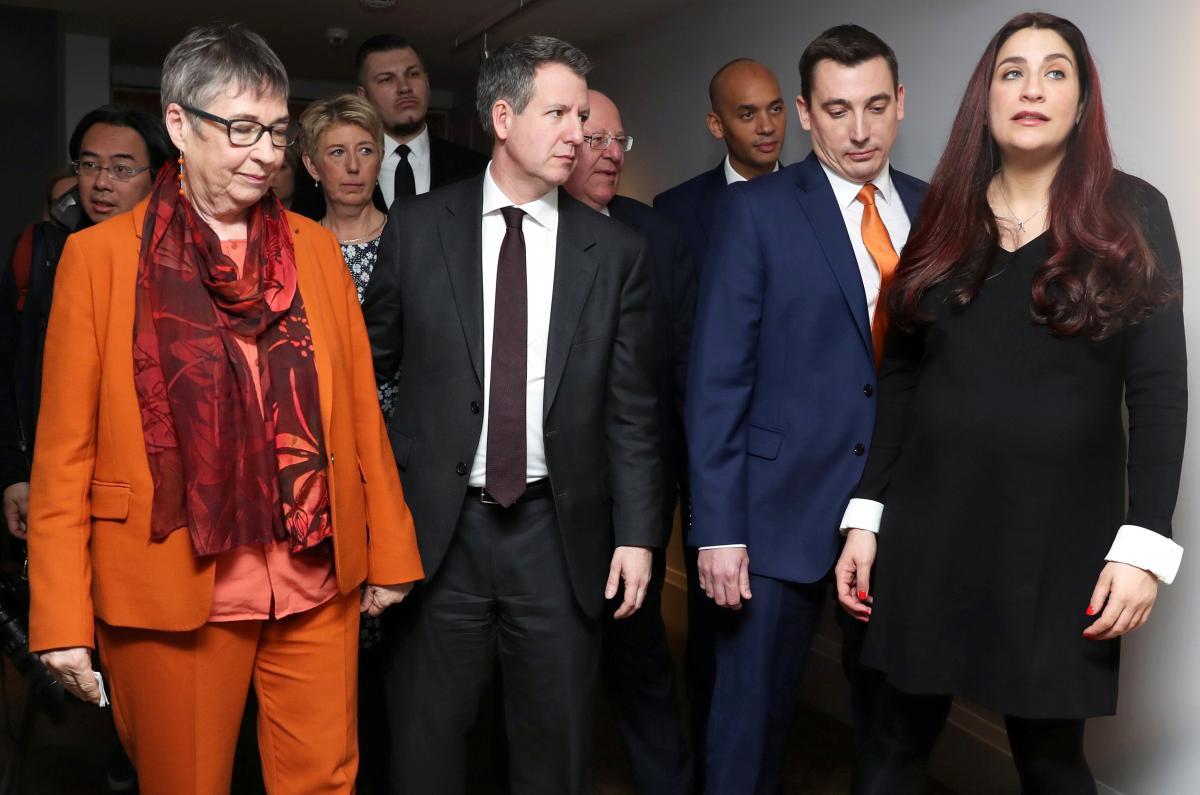英野党・労働党7議員が離党、ブレグジット巡る党首方針に反発 | ロイター