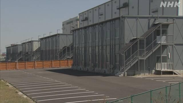 警察官用の宿舎 40億円で新型コロナ軽症者用に改修も使われず | NHKニュース
