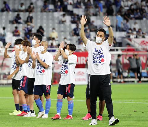 【コメント全文】吉田麻也「何のための五輪なのか」有観客再検討を訴え - サッカー - 東京オリンピック2020 : 日刊スポーツ