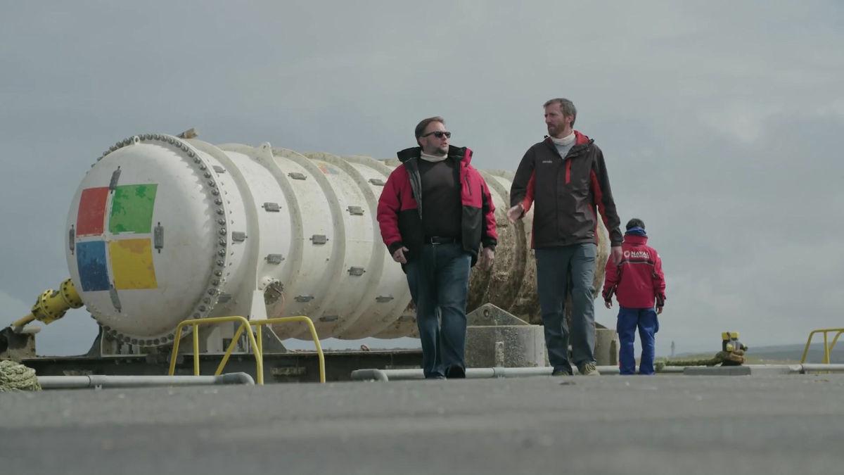 Microsoftが2年かけて行った海底にデータセンターを展開する「Project Natick」が成功 - GIGAZINE