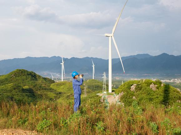 Apple、中国クリーンエネルギー基金で3基の風力発電機を建設 - iPhone Mania
