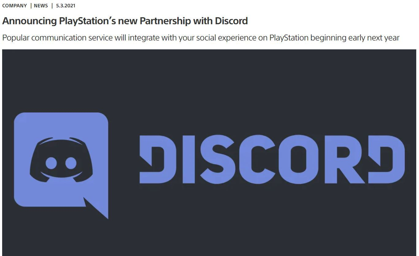 "SIE、PlayStation NetworkにDiscordを""統合""へ - ITmedia NEWS"