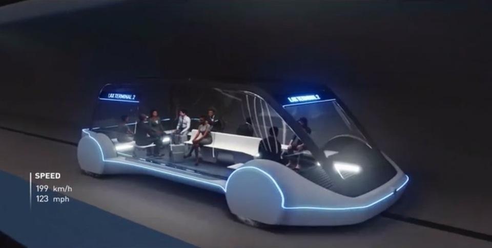 イーロン・マスクが手がける地下トンネル高速交通、シカゴにて契約を勝ち取る | ギズモード・ジャパン