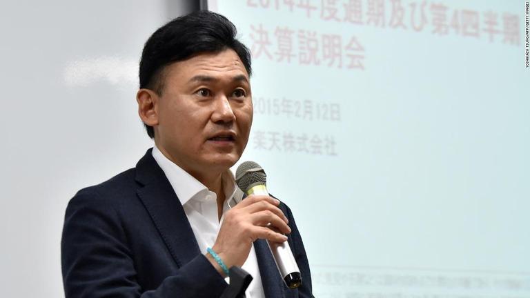 CNN.co.jp : 楽天の三木谷氏、東京五輪開催は「自殺行為」