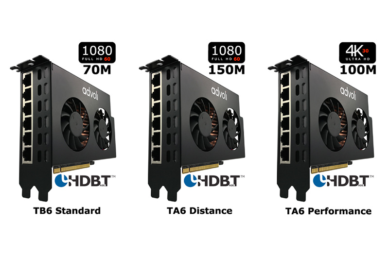 """LANケーブルでHDMI伝送できる世界初の""""GPU搭載""""HDBaseTカード  - PC Watch"""