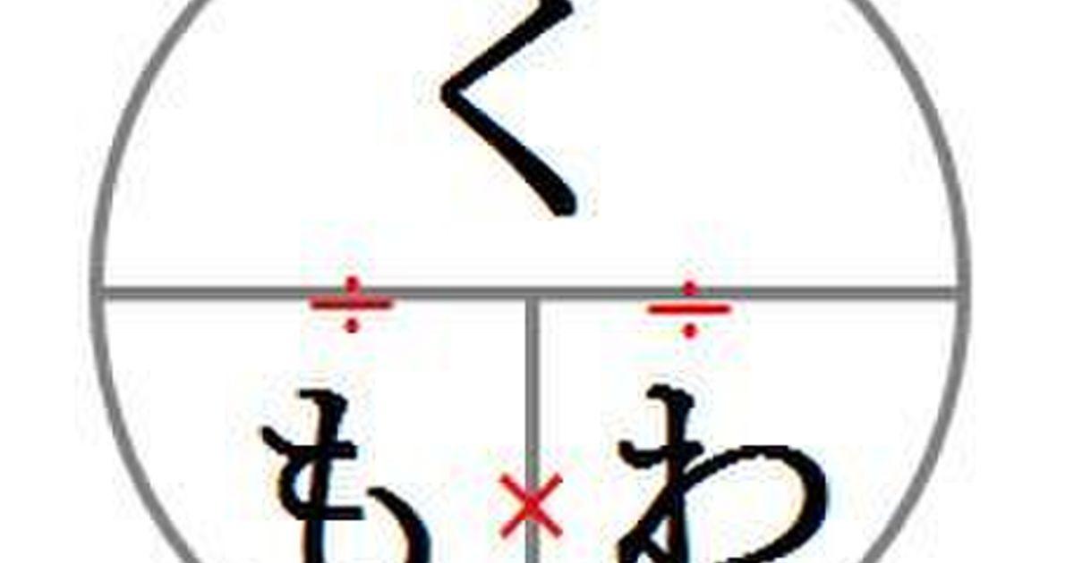 小学算数教育の中では当たり前になってきつつある「くもわ、はじき」という表は子どもをダメにする? - Togetter