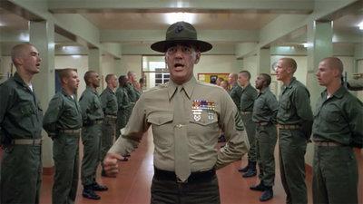 【訃報】「フルメタル・ジャケット」でハートマン軍曹を演じたR・リー・アーメイ氏死去 - GIGAZINE