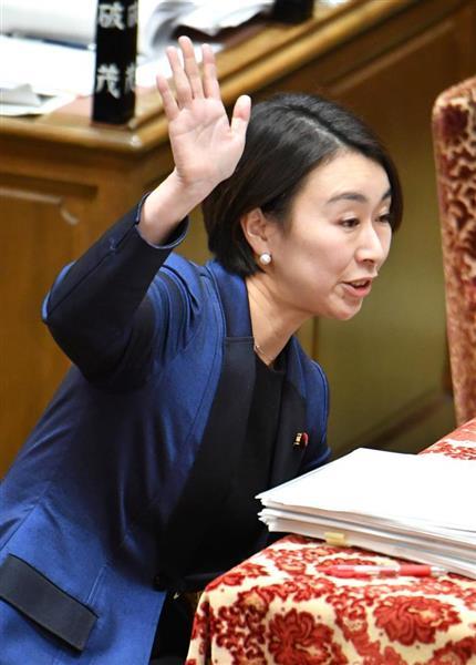 山尾志桜里氏、久々の首相対決 待機児童、憲法改正で「無責任だ」 - 産経ニュース
