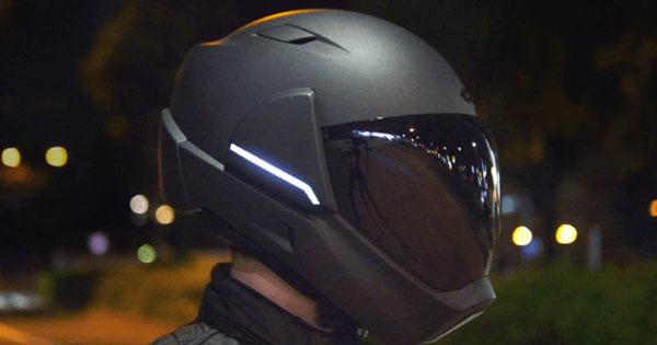 """近未来ついにきたぞぉぉぉ """"360度視界""""を実現するブッ飛びハイテクヘルメット「CrossHelmet」日本上陸 (1/2) - ねとらぼ"""