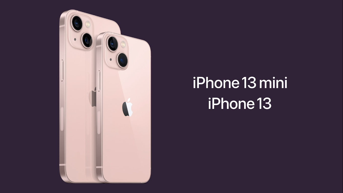 「iPhone 13」「iPhone 13 mini」登場 5色展開で8万6800円から 9月24日発売 - ITmedia Mobile