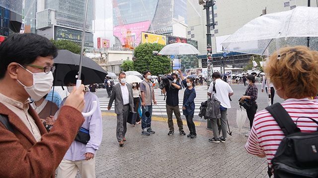 路上飲み対策にも恋愛の南京錠をかけるのも民俗。民俗学者と街を歩く :: デイリーポータルZ