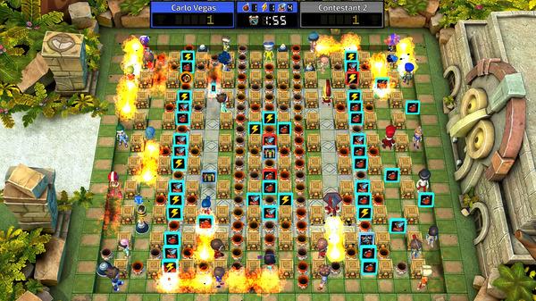 最大32人対戦も!Steam『ボンバーパーティー!トーナメント』期間限定無料配布―『ボンバーマン』風e-Sports志向ゲーム | Game*Spark - 国内・海外ゲーム情報サイト