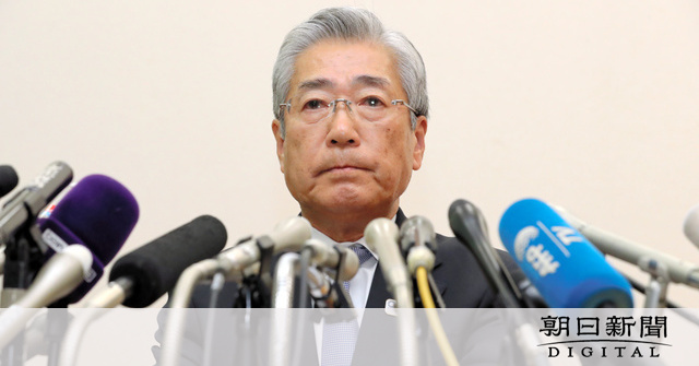 追い込まれたJOC竹田会長 IOCが態度一変の理由:朝日新聞デジタル