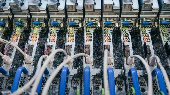 煮えたぎる液体にサーバーを沈めて冷却するMicrosoftのデータセンター - GIGAZINE