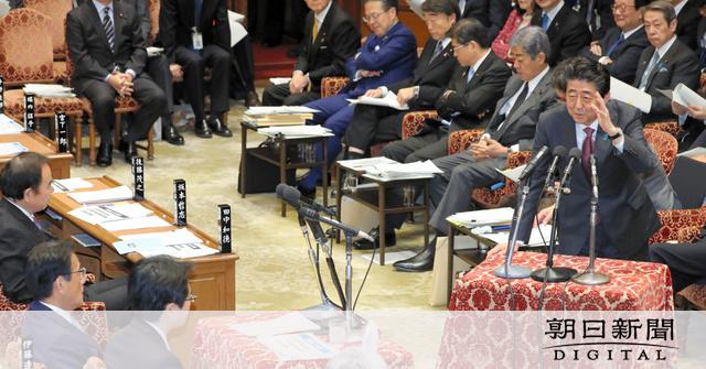 首相「なぜ民主の名変えた?」 「悪夢」発言を撤回せず:朝日新聞デジタル