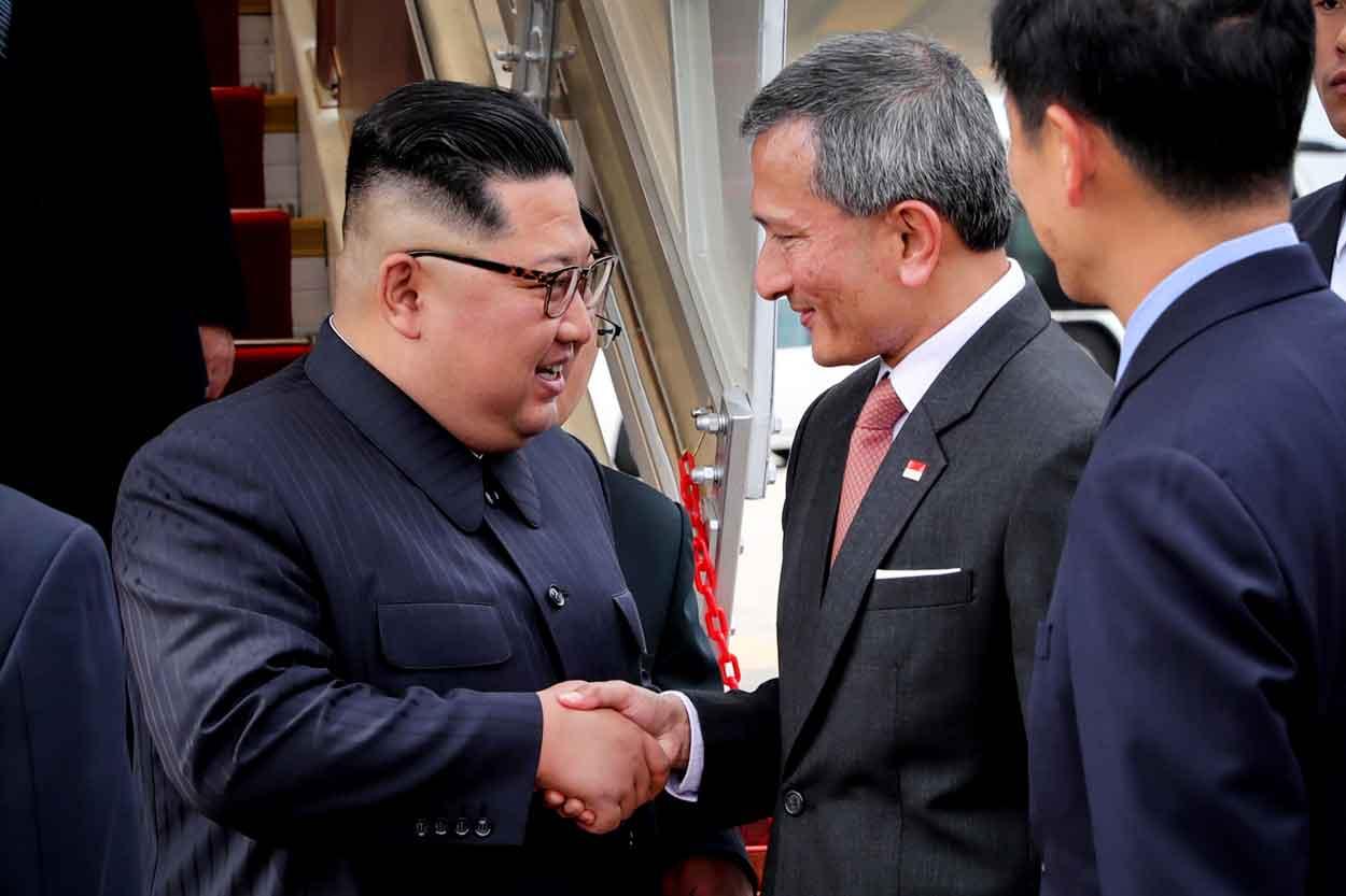 【現地緊急報告】米朝首脳会談に見た シンガポールのスゴすぎる「仕切り力」 | クーリエ・ジャポン