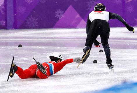 【動画】北朝鮮スケート選手の妨害に、日本人選手「故意ではない」 | ワールド | 最新記事 | ニューズウィーク日本版 オフィシャルサイト
