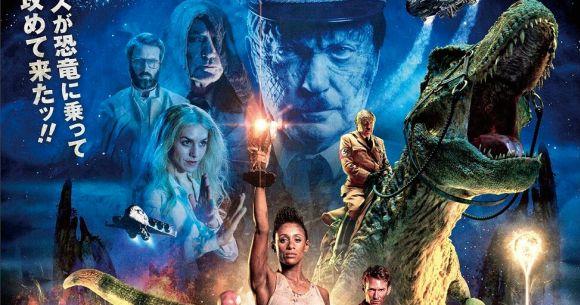【ネット激震】ヒトラーが恐竜で攻めてくるSF映画『アイアン・スカイ/第三帝国の逆襲』が全方位にケンカ売ってると話題「もう滅茶苦茶」「これ怒られない?」 | ロケットニュース24