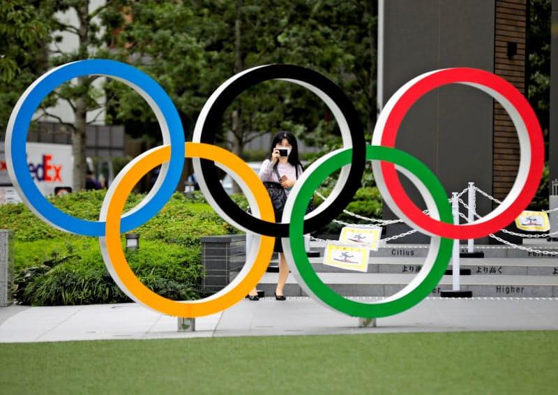 英政府「ロシアが東京五輪へサイバー攻撃計画」  :日本経済新聞