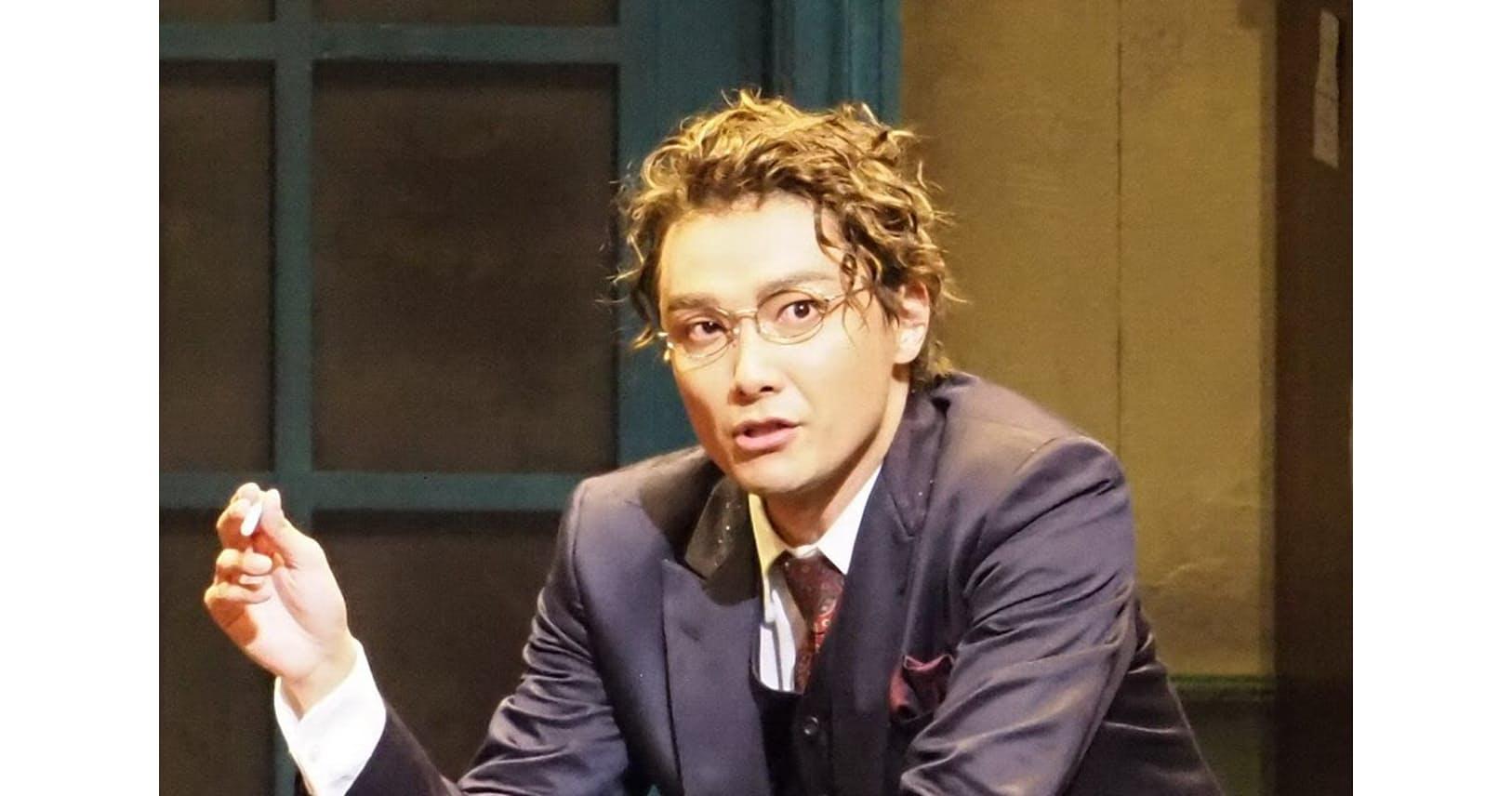 「ばかばかしさ」を追求して 怒濤の日々(井上芳雄)|エンタメ!|NIKKEI STYLE