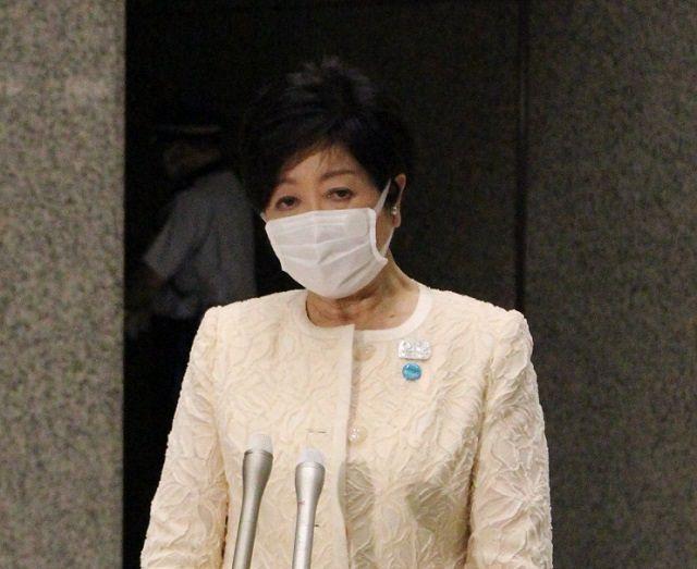 小池知事「非常に懸念している」 東京、緊急事態の解除方針も…感染者は13日ぶりに500人超:東京新聞 TOKYO Web