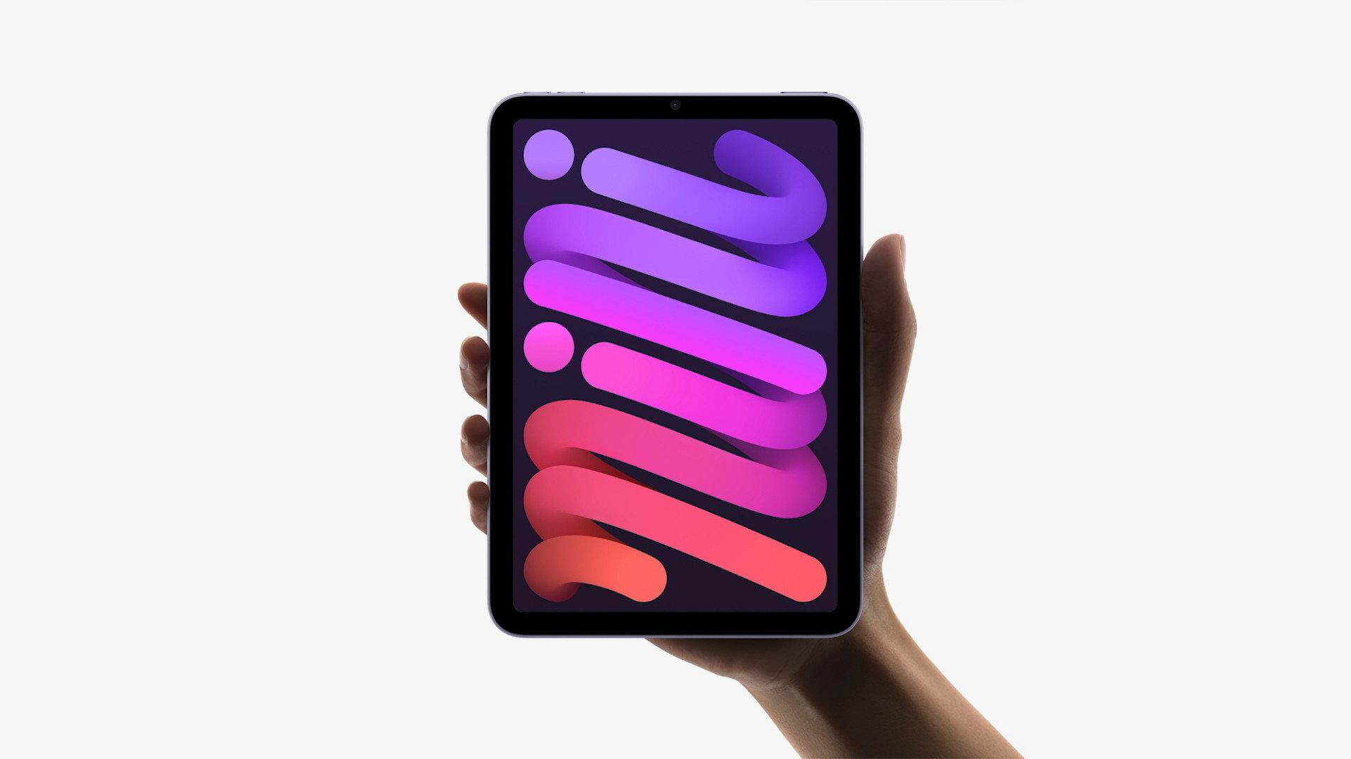 "新「iPad mini」登場 5G、Touch ID、USB-C対応で""Air""を8.3インチに凝縮 - ITmedia NEWS"